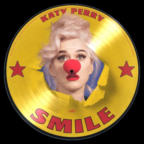 √Smile (Ltd. Picture Disc LP + LP + Signed Art Card) von Katy Perry -  jetzt im Katy Perry Shop