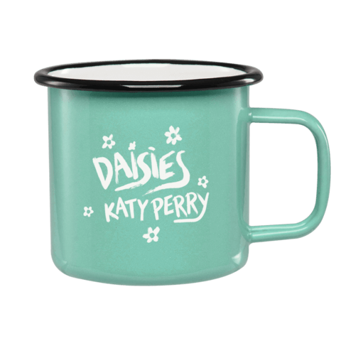 Daisies by Katy Perry - Enamel cup - shop now at Katy Perry store