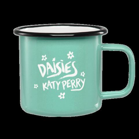 √Daisies von Katy Perry - Emaille Tasse jetzt im Katy Perry Shop